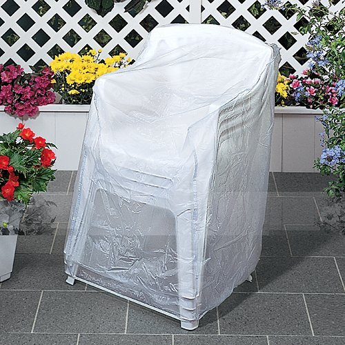 Outdoor Vinyl Covers (Plastic Lawn Chair Cover)