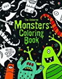 Monsters Coloring Book, Candace Whatmore, 0794531954