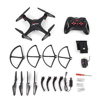 Jiobapiongxin L6039N RC Smart Drone FPV Quadcopter con ...