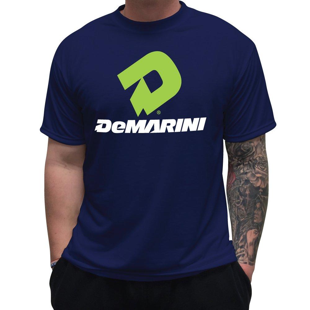 DeMarini Stacked Dメンズ野球/ソフトボールTシャツ B074WJ7FTV Medium|The JG The JG Medium