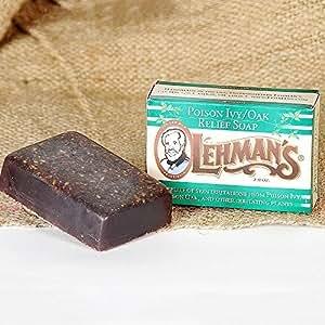 Lehman's Poison Ivy/Oak Relief Soap