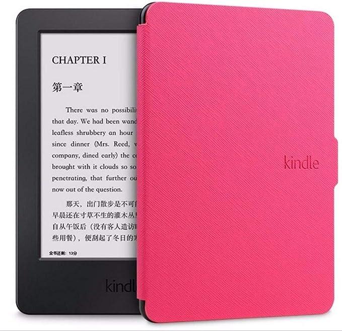 WENYYBF Funda Kindle Caso Kindle De Amazon Kindle Paperwhite 1 2 3 ...