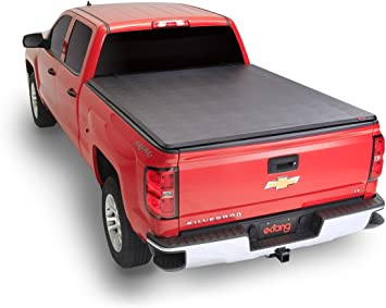 Amazon Com Extang 44455 Original Trifecta Trifold Truck Bed Cover Fits Chevy Gmc Silverado Sierra 1500 8 Ft 2014 18 2500 3500hd 2015 18 Automotive