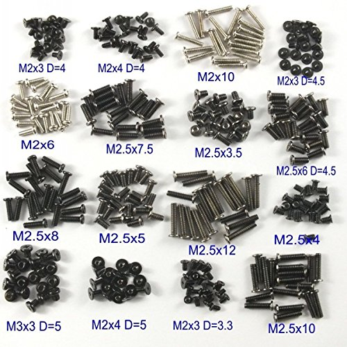 320pcs Laptop Screws Set for IBM Hp Sony Toshiba Dell Thinkpad Samsung Acer - Laptop Hp Screws