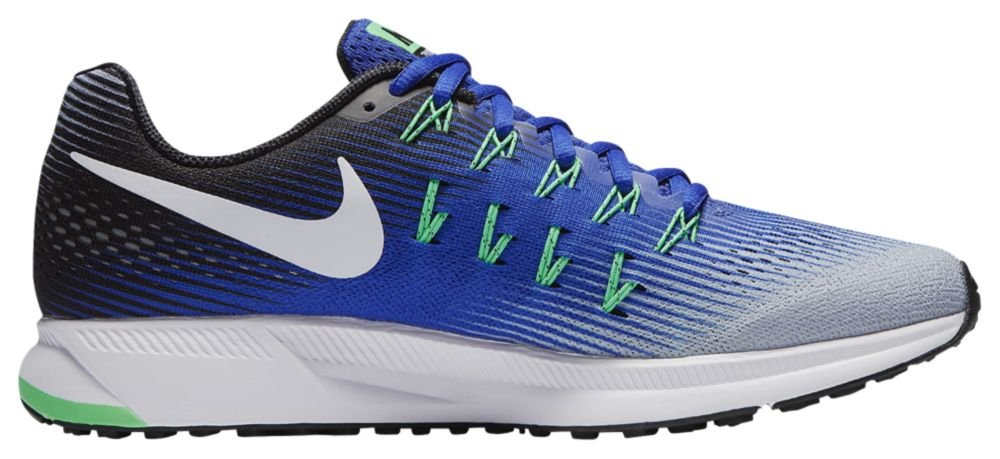 [ナイキ] Nike Air Zoom Pegasus 33 - メンズ ランニング [並行輸入品] B072PTM39L US09.5 Wolf Grey/White/Cool Grey/Blue/Black