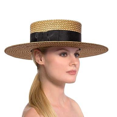 4903025c0c02d Amazon.com  Eric Javits Women s Gondolier-Natural Black