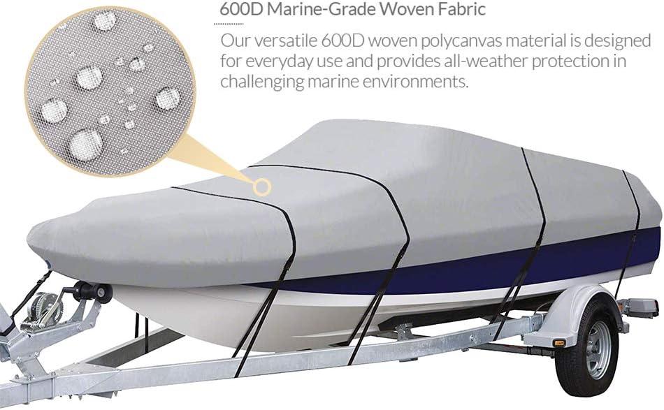Seamander Boat Cover Tie Downs Tightening Straps