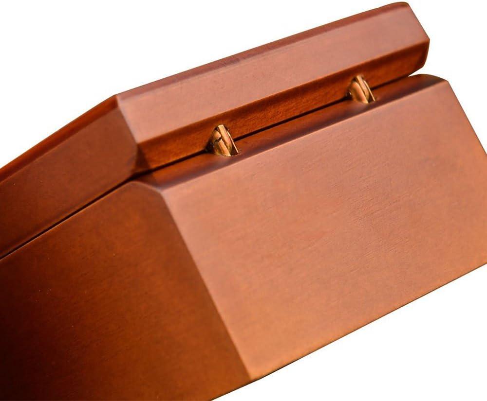 18 Noten Game of Thrones Brown-golden mit vergoldetem Uhrwerk aufziehbar FnLy Spieluhr aus Holz