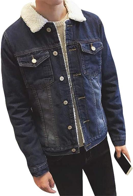 (モリミ)デニムジャケット メンズジャケット 裏ボア ゆったり カジュアルコート ジージャン Gジャン ジャンパー ハンサム おしゃれ 韓国ファッション 冬服 通学 通勤 旅行