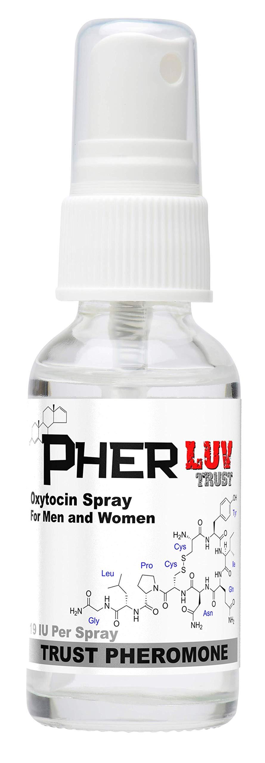 PherLuv Oxytocin Pheromone Spray for Men and Women Attractant