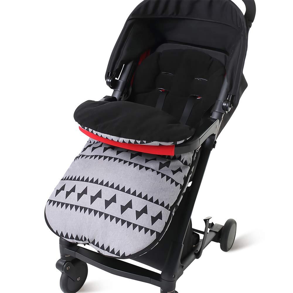 Dreamsoule Winter Universal Windproof Infant Baby Stroller Sleeping Bag Footmuff Car Seat Bunting Carriage Foot Cover