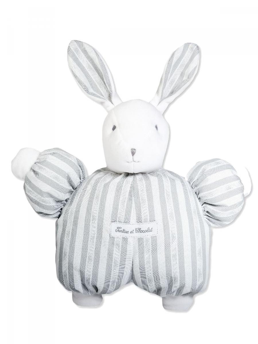 bajo precio del 40% TARTINE ET CHOCOLAT - Peluche Peluche Peluche augustin le lapin gris clair 25 cm bébé tartine et chocolat  mejor marca