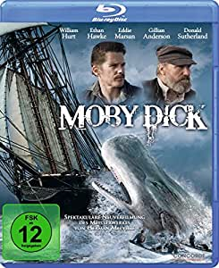 Moby Dick [Alemania] [Blu-ray]
