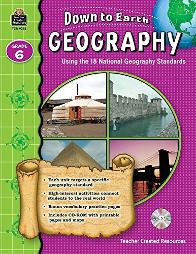 (Down to Earth Geography, Grade)