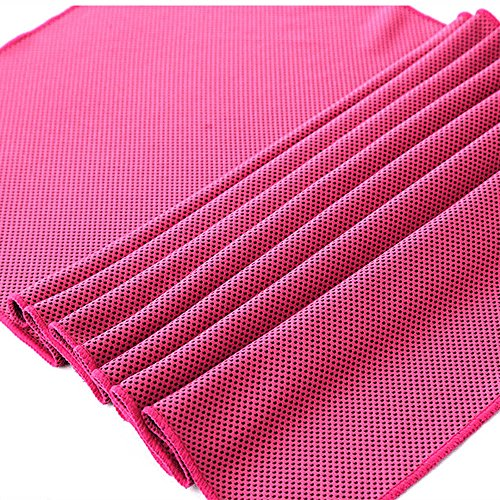 Towel To Wipe Sweat: LinPin Evaporative Cooling Towel,Sports/Fitness Wipe Sweat