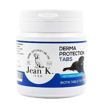 Complejo de vitaminas para el perro con problemas cutáneos 50 Unidades: Amazon.es: Productos para mascotas