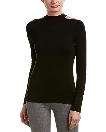4e9cc7ff436 Elie Tahari Women s Gina Sweater at Amazon Women s Clothing store