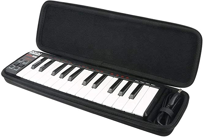 Para Akai Pro LPK25 - Teclado controlador USB MIDI de 25 ...