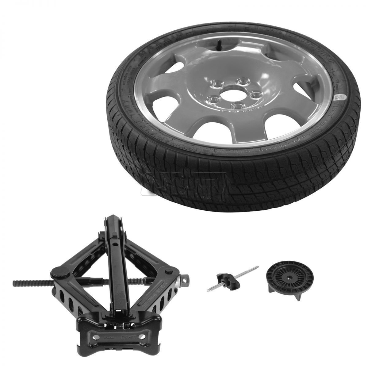I4 And Gt For V6 Ford FR3Z-1K007-C Spare Tire Kit Mini