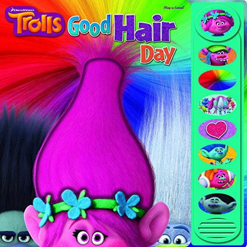 Trolls Good Hair Day