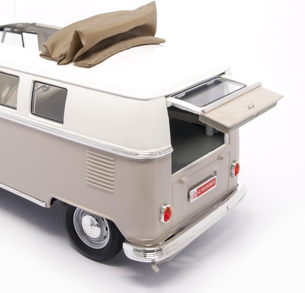 Lucky Die Cast 92327 1962 Volkswagen Micro Bus Die-Cast Collectors Model