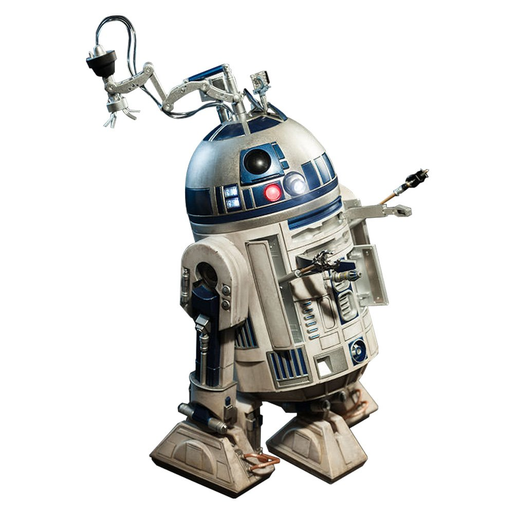 Hero Of Rebellion Star Wars R2-D2 Masstab 1/6 Kunststoff bemalt Actionfigur (Resale))