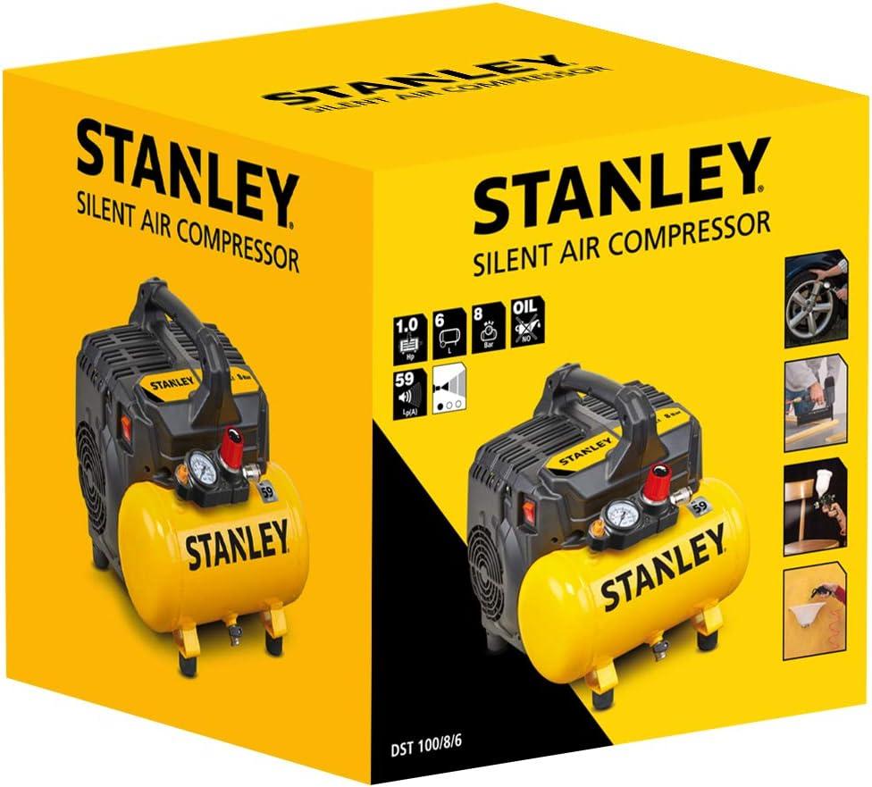Stanley Compresor silencioso