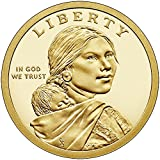2016 S Sacagawea Native American Dollar