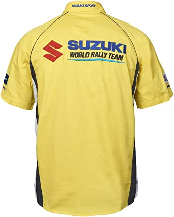 Suzuki Desafío Sport World Rally Team Motorsport Camiseta de Manga ...