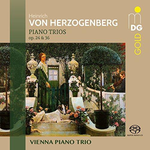 Vienna Trio Piano (Heinrich Von Herzogenberg: Piano Trios Op. 24 & 36)