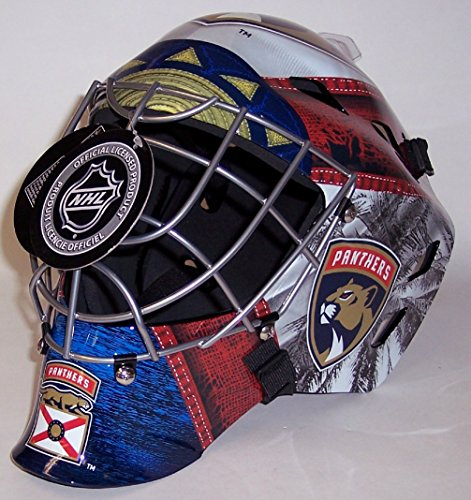 fan products of Florida Panthers NHL Full Size Youth Goalie Hockey Mask