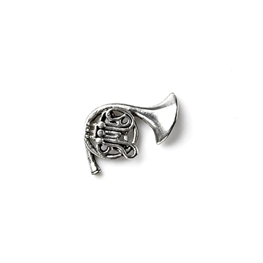 Perfect French Horn Lapel Pin