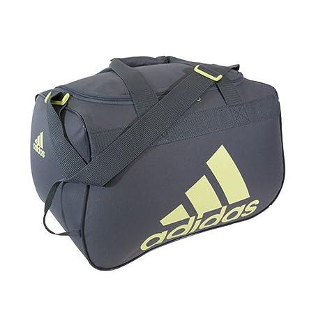 Adidas Diablo Small Duffel Bag 19588 Gray/ Adidas Yellow Bag (Small c7f07c3 - colja.host