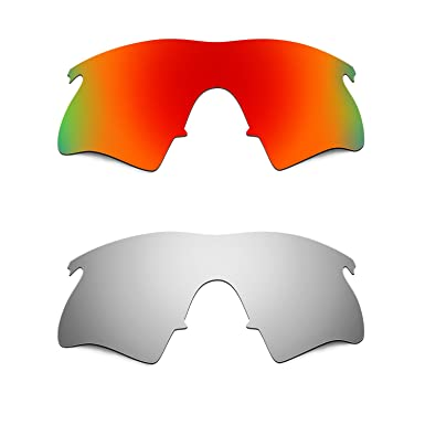 Amazon.com: Hkuco Replacement Lenses For Oakley M Frame Heater - 2 ...