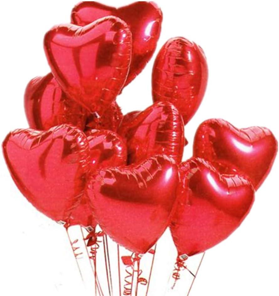 "Fabric Red heart /& heart 42/"" X 42/"" No:423"