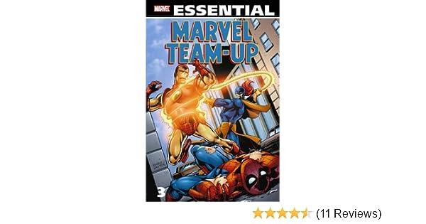 Amazon.com: Essential Marvel Team-Up, Vol. 3 (Marvel ...