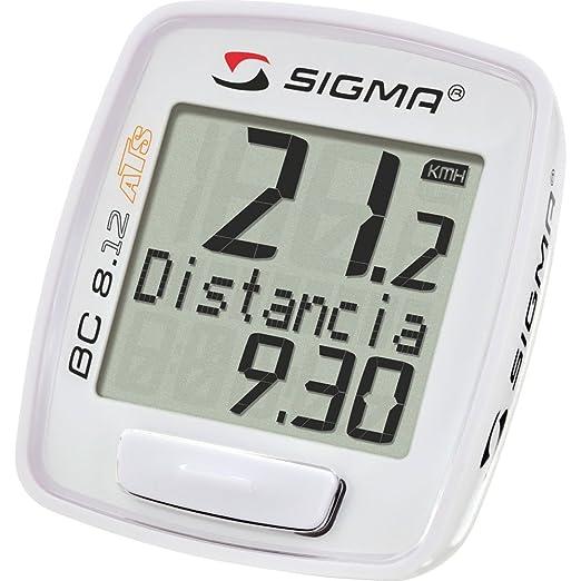 226 opinioni per Sigma BC 8.12 Ats Topline Computer, Bianco