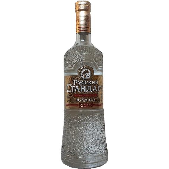 Vodka russian Standard Gold 0,5L russischer Wodka