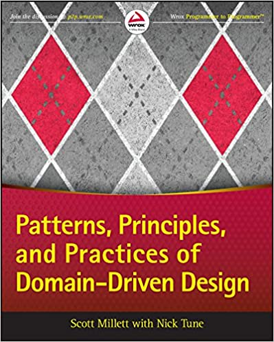 Patterns principles and practices of domain driven design 1 scott patterns principles and practices of domain driven design 1 scott millett nick tune ebook amazon fandeluxe Images