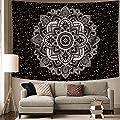 BLEUM CADE Mandala Tapestry Wall Hanging Art Decorative Beach Home Sheet Throw
