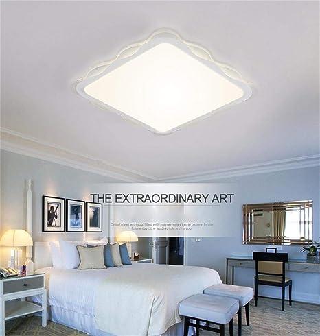 Amazon.com: WHKZH - Lámpara de techo moderna y minimalista ...