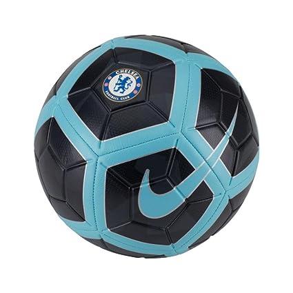 Nike Huelga de Chelsea FC Balón de fútbol, Anthracite/Chlorine ...