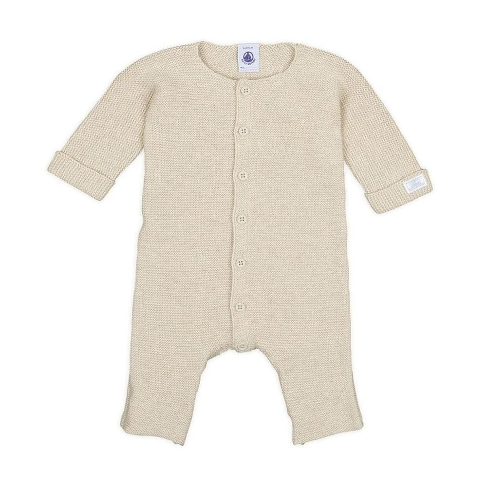 a477fb62a6d Petit bateau baby knitted romper in grey inches clothing jpg 1000x1000 Knitted  romper