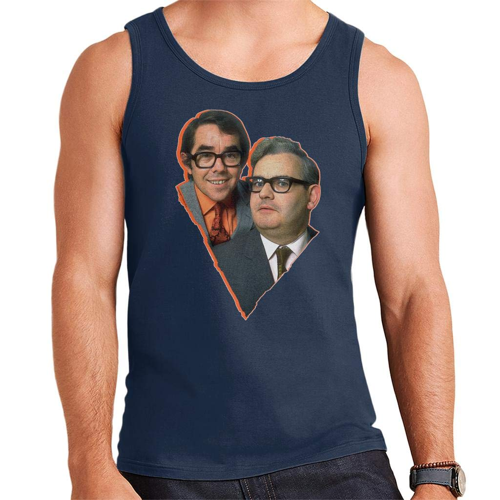 TV Times Two Ronnies Comedy Duo 1969 Mens Vest