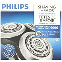 Philips Replacement Shaver Blades for Shaver Series 9000, SH90/53
