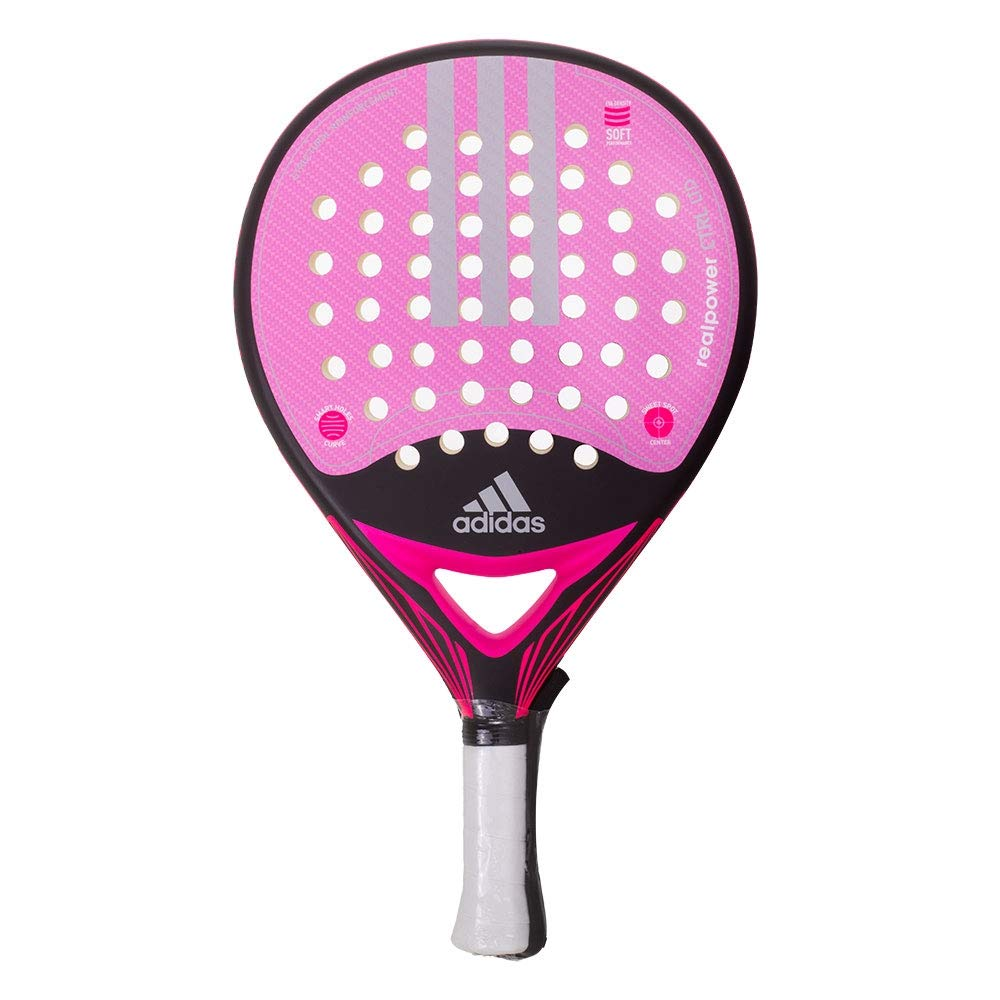 Pala De Padel Adidas Real Power Ctrl 1,8 Mujer: Amazon.es ...