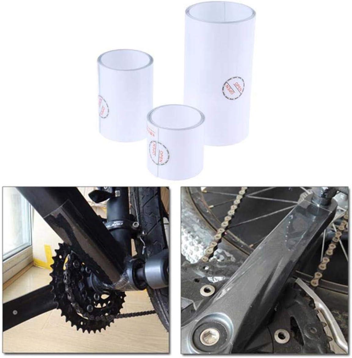 Z/éfal Skin Armor Haute r/ésistance et anti-bulle Film transparent protecteur de cadre prot/égeant votre v/élo contre les chocs