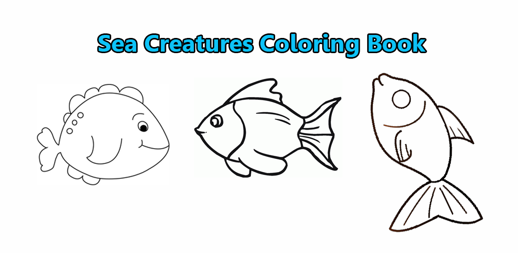 - Amazon.com: Sea Creatures Coloring Book: Appstore For Android