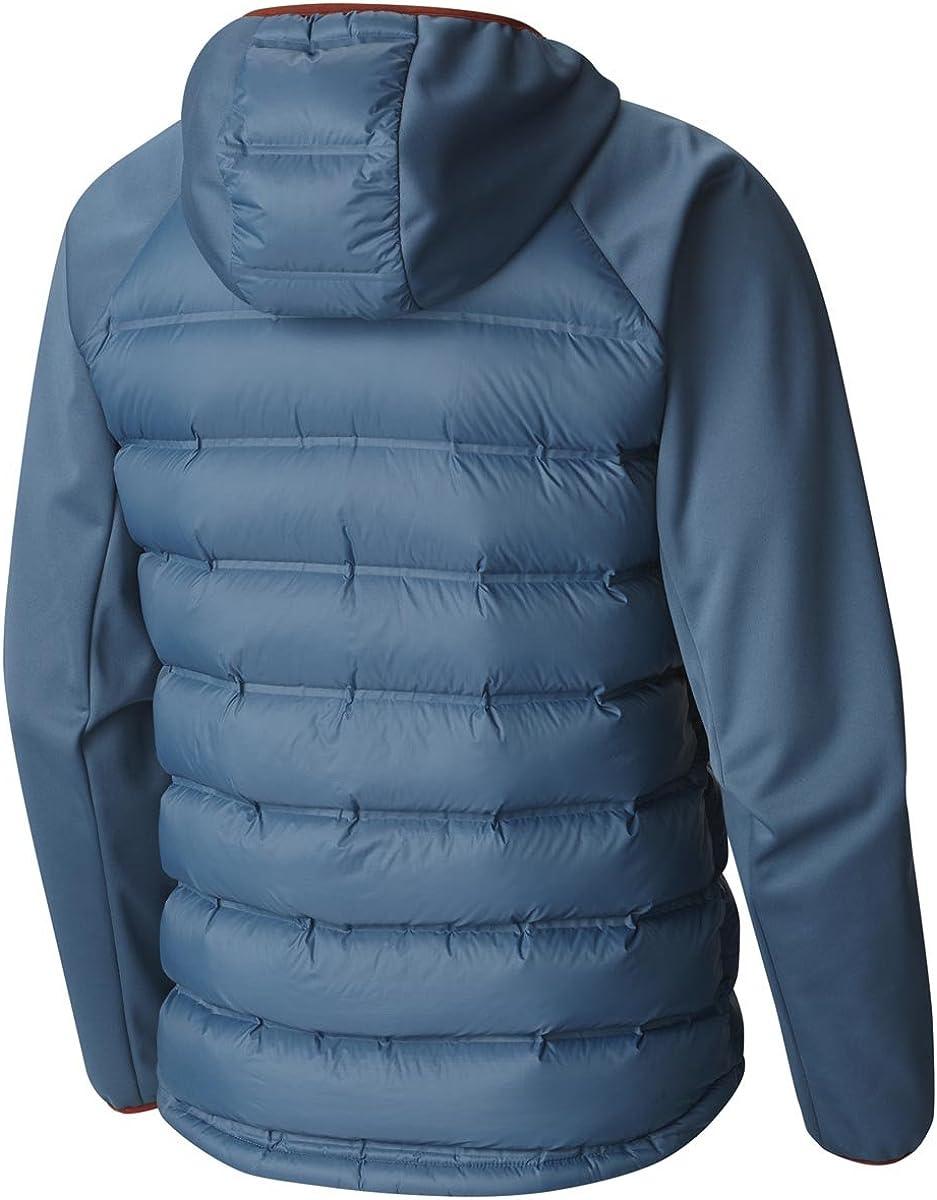 Columbia Ramble Down Hybrid Mens Sweatshirt