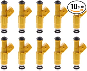 *Best Upgrade* Brand New Flow Matched Fuel Injector Set 12-Hole